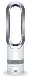 Traitement de l'air petit électroménager yson Hot Soufflant 2W Am5 Bla/Argent