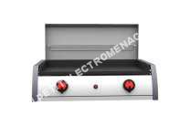 Barbecue-plancha <br/> et équipement de jardin Plaha -f - Fonte émaillée